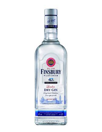 Джин 47% Finsbury Platinum, 0,7 л