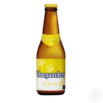 Пиво Радлер лимон лайм, грейпфрут Хугарден 0,25 л
