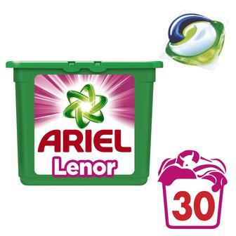 Гель-капсули д/пр. Ariel Touch of Lenor Fresh авт, 30*28,8г/у