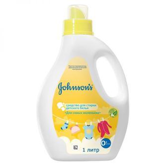 Жидкое средство для стирки Johnson`s 1л