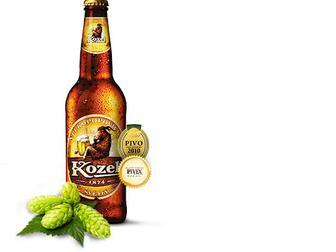 Пиво світ. 4%, тем. 3.7% скл. 0,45л, Велкопоповицький Козел