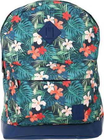 Рюкзак молодіжний Bagland Сублімація 128 Тропічні квіти 5336640