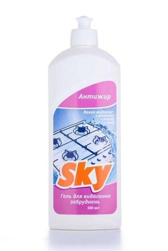 Чистящий гель Sky Style для удаления жира, 500 мл