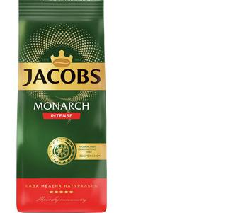 Кава мелена Класік, Інтенс, Делікат , Jacobs Монарх, 225г