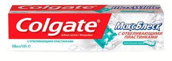 Зубная паста Colgate Макс Блеск 100мл