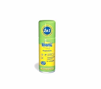 Засоби захисту від комарів Mosquitall