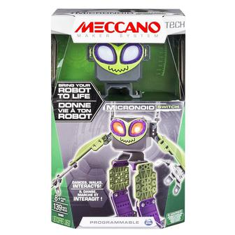 Конструктор Meccano Micronoid Switch (6027338/3)