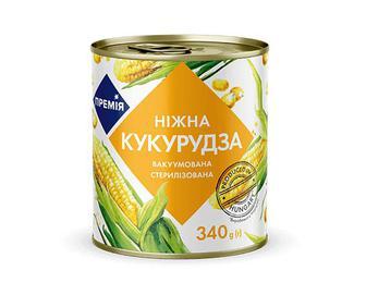 Кукурудза «Премія»® ніжна ,340г