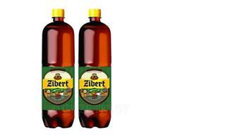 Пиво «Зіберт Світле» Оболонь, 2,4л