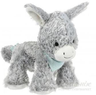 М'яка іграшка Kaloo Les Amis Віслюк сірий в коробці 25 см K963140