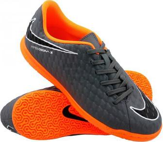 Бутси Nike Hypervenom JR PhantomX III Club IC AH7296-081 р. 11,5C сірий