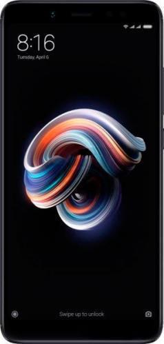 Смартфон Xiaomi Redmi Note 5 3/32 black