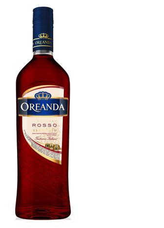 Вермут Oreanda Італьяно Россо рожевий десертний, 1 л