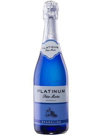 Вино виноградное газ. Платинум Спарклинг Петер Мертес , белое, п/сл 0,75 л