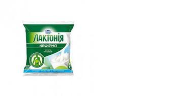 Кефир 0,05%, Лактонія, 400г