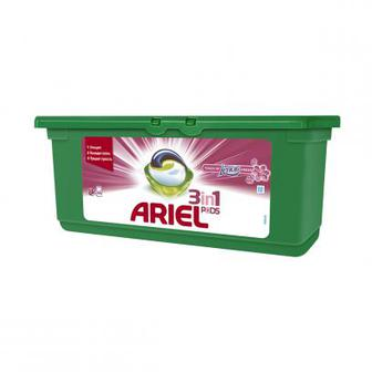 Капсулы для стирки ARIEL Pods 3in1 Touch of Lenor Fresh, 30шт