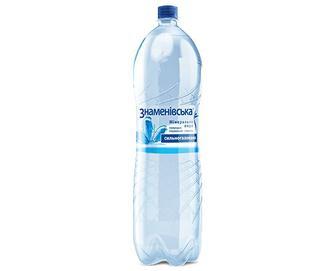 Вода мінеральна «Знаменівська» 2л