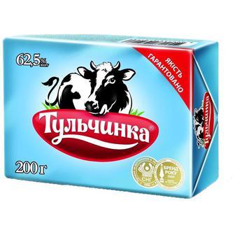 Суміш рослинно-вершкова Тульчинська ніжна №2 62,5% Тульчинка 200г
