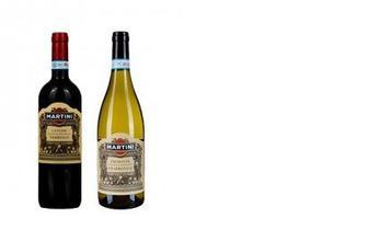 Вино белое/красное сухое, Martini, 0,75л