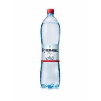 Вода сильногазована «Куяльник 1» 1,5л