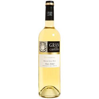 Вино Gran Castillo Moscatel біле напівсолодке 0.75л