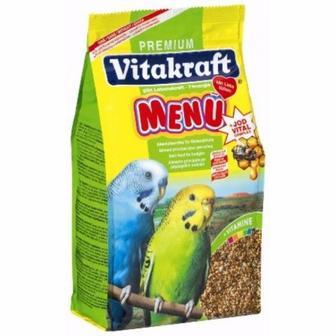 Vitakraft Корм для папуг Menu 1 кг