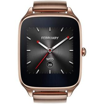 Скидка 26% ▷ ASUS ZenWatch 2 1.63 Gold Case/Gold Metal Band WI501Q-GM-GD-Q