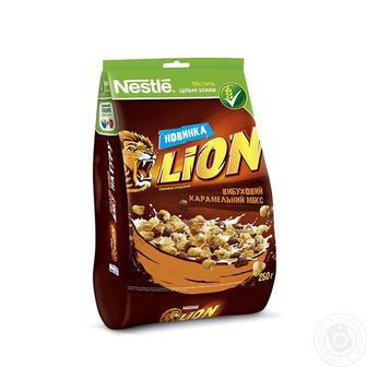 Готові сніданки Лайон/Несквік/Сіні Мініс 450г 500г Nestle