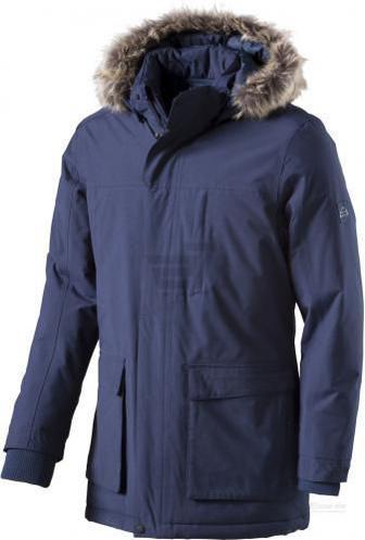 Куртка-парка McKinley Hawk II ux 280743-519 XL темно-синій