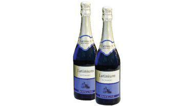 Вино газоване напівсолодке Спарклінг Латініум Петер Мертес 0,75 л