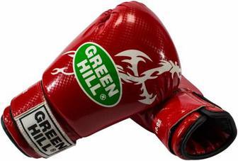 Боксерські рукавиці Green Hill Dragon BGD-2056110 червоний 10oz
