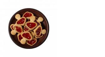 Печиво Мухоморчики чорна смородина, Friendy, 100г