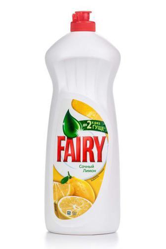 Средство для мытья посуды FAIRY Сочный лимон, 1л