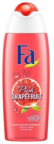 Гель для душу Fa Vitamin Power Аромат Рожевого Грейпфрута 250 мл