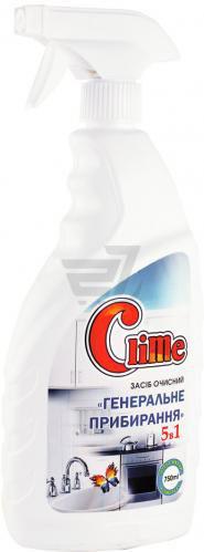 Засіб для очищення Clime Генеральне прибирання 5 в 1 0,75 л