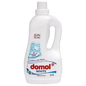 Гель для стирки Domol для белого белья 1,5 л