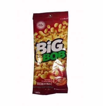 Арахіс Васабі або зі смаком телятини з аджикою Big Bob 60 г