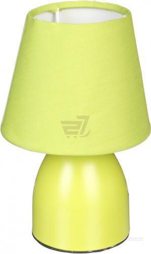 Настільна лампа декоративна Accento lighting ALW-VK063-GN 1x25 Вт E14 зелений