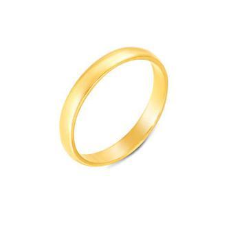 Обручальное кольцо классическое. Артикул 1003л