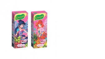 Детский сок/нектар, Winx club, 200мл