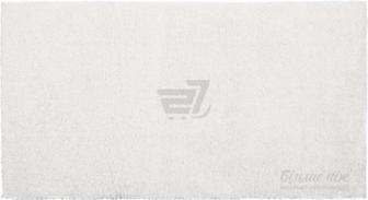 Ковер Ozkaplan Karpet Gold Shaggy білий 1x2 м