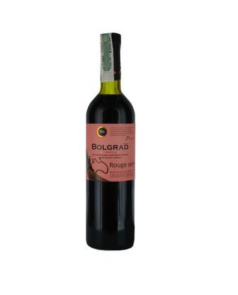 Вино Болград Руж-Селект червоне н/сол. 0,75л