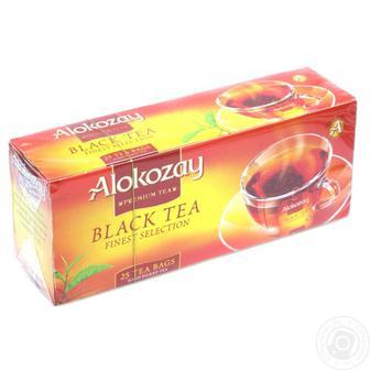 Чай Алокозай 25 шт.