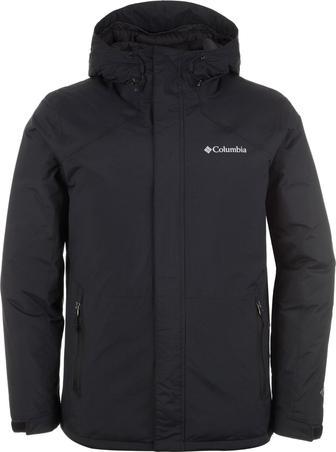 Куртка утеплена чоловіча Columbia Murr Peak II черная