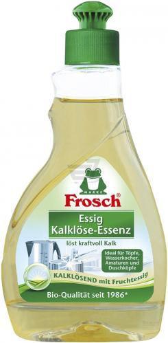 Засіб для очищення Frosch Оцтова есенція 0,3 л