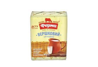 Сир плавлений 45/50% Ферма 90г