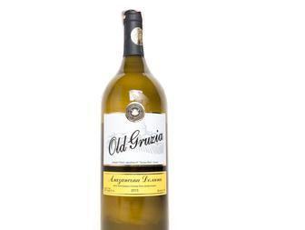 Вино Алазанська Долина біле н/сол.12% 1,5л, Вино Алазанська Долина червоне н/сол.12% 1,5л, Old Gruzia, 1,5л