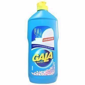 Засіб для миття постуду  Gala   0,5 л