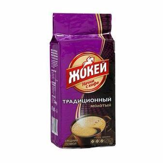 Кава Традиційна мелена, Жокей, 100 г