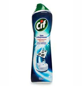 Крем для чищення Cif Ultra White 500мл